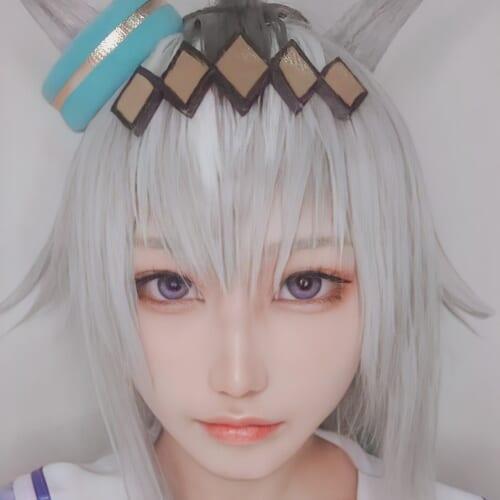 (日本語) 人気ゲーム「ウマ娘コス」が話題!! 圧倒的存在感で高クオリティーな「ナリタブライアン」のコスプレを見逃すな!