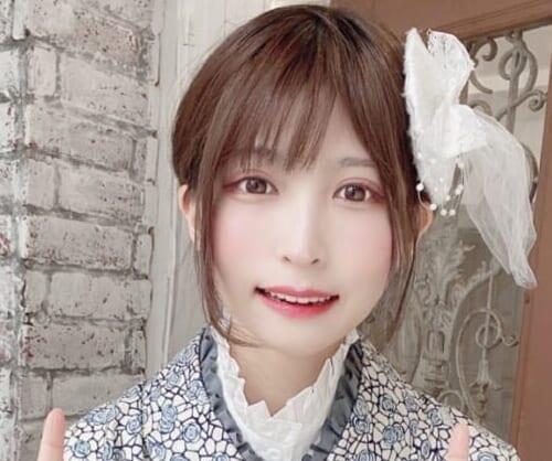 (日本語) 『猫田あしゅ』が最高にかわいいレトロモダンな着物姿を披露し話題に!
